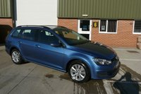 2014 VOLKSWAGEN GOLF 2.0 SE TDI BLUEMOTION TECHNOLOGY 5d 148 BHP £6947.00