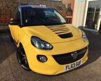 USED 2013 63 VAUXHALL ADAM 1.2 SLAM 3d 69 BHP