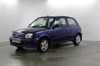 USED 2002 52 NISSAN MICRA 1.0 TEMPEST 3d 59 BHP