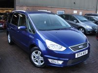 USED 2014 14 FORD GALAXY 2.0 ZETEC TDCI 5d AUTO 138 BHP ANY PART EXCHANGE WELCOME, COUNTRY WIDE DELIVERY ARRANGED, HUGE SPEC
