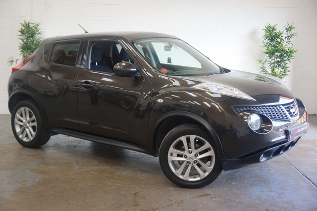 2012 12 NISSAN JUKE 1.6 ACENTA SPORT 5d 117 BHP SOLD AND DELIVERED TO GEMMA  FROM MEXBOROUGH