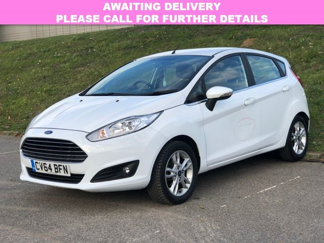 View our 2014 64 FORD FIESTA 1.2 ZETEC 5d 81 BHP