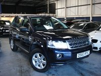 USED 2013 63 LAND ROVER FREELANDER 2.2 SD4 GS 5d AUTO 190 BHP ANY PART EXCHANGE WELCOME, COUNTRY WIDE DELIVERY ARRANGED, HUGE SPEC