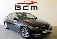 2011 BMW 3 SERIES 2.0 320D SE 2d 181 BHP £SOLD