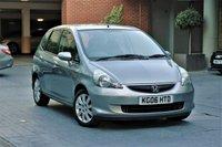 2006 HONDA JAZZ 1.3 DSI SE 5d AUTO 82 BHP £SOLD