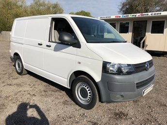 d6af833df7 Used Volkswagen vans in Leicester from We Sell Any Vans