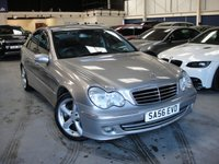 USED 2006 56 MERCEDES-BENZ C CLASS 2.1 C220 CDI AVANTGARDE SE 4d AUTO 148 BHP ANY PART EXCHANGE WELCOME, COUNTRY WIDE DELIVERY ARRANGED, HUGE SPEC