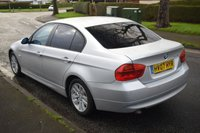 USED 2007 07 BMW 3 SERIES 2.0 320D SE 4d AUTO 161 BHP SERVICE HISTORY, AUTO GEARBOX, HALF LEATHER, REAR PRIVACY GLASS,  CD PLAYER, PARKING AID