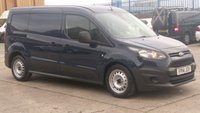 2014 FORD TRANSIT CONNECT 1.6 210 P/V 1d 94 BHP LWB 6 DOOR £300 CASH BACK IN DECEMBER!!! 1 OWNER F/S/H AIR CON FREE 12 MONTHS WARRANTY COVER  £5490.00