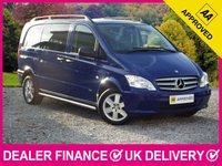 USED 2013 62 MERCEDES-BENZ VITO DUALINER 116 CDI 2.1 DUALINER 5 SEAT COMBI VAN 160 BHP 6 SEAT TWIN SLIDING DOORS AIR CON CRUISE BLUETOOTH