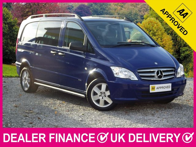 View our MERCEDES-BENZ VITO DUALINER