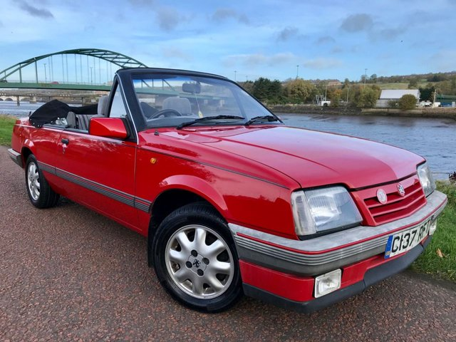 View our VAUXHALL CAVALIER