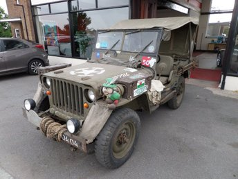 View our JEEP WILLYS