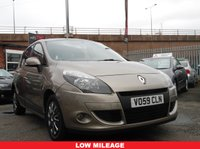 2009 RENAULT SCENIC 1.9 EXPRESSION DCI 5d 129 BHP £3329.00