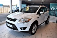 USED 2012 L FORD KUGA 2.0 ZETEC TDCI 2WD 5d 138 BHP **APPLY FOR FINANCE ONLINE TODAY**