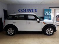 2011 MINI COUNTRYMAN 1.6 COOPER D 5d 112 BHP £7495.00