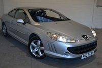 2007 PEUGEOT 407 2.0 SPORT 2d 135 BHP £1250.00