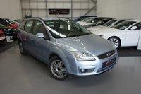 2006 FORD FOCUS 1.8 GHIA TDCI 5d 114 BHP £2350.00
