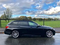 USED 2014 14 BMW 3 SERIES 3.0 330D XDRIVE M SPORT TOURING 5d 255 BHP