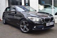 2015 BMW 1 SERIES 1.5 116D SPORT 5d 114 BHP