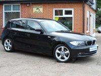 2009 BMW 1 SERIES 1.6 116I EDITION ES 5d 121 BHP £5495.00