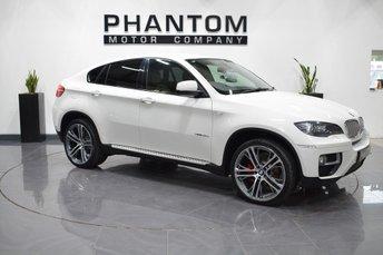 2013 BMW X6 3.0 XDRIVE40D 4d 302 BHP £21990.00