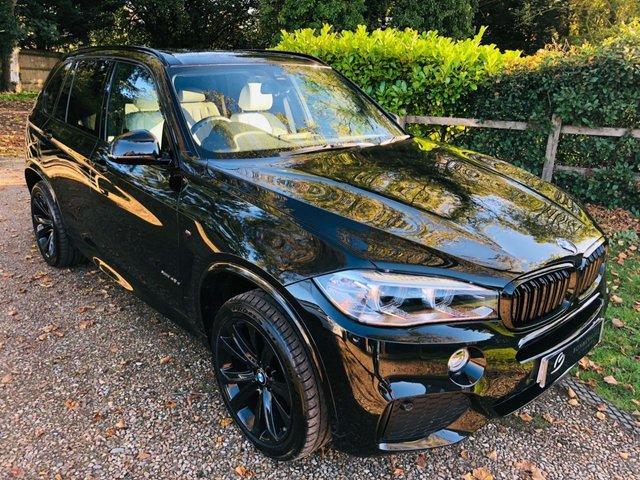 2016 16 BMW X5 3.0 XDRIVE40D M SPORT 5d AUTO 309 BHP