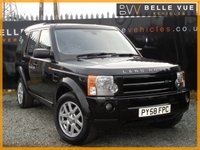 USED 2009 58 LAND ROVER DISCOVERY 2.7 3 TDV6 XS 5d AUTO 188 BHP *STUNNING EXAMPLE, MUST SEE*