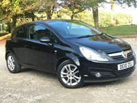 2010 VAUXHALL CORSA 1.2 SXI 3d. ONLY 33,000 MILES! £SOLD