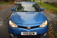 USED 2011 11 MG 6 1.8 S GT 5d 160 BHP SERVICE HISTORY, CD PLAYER, USB AUX, 5 SPEED MANUAL, 5 DOOR HATCH