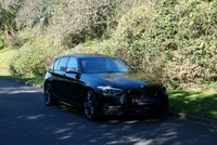 USED 2014 63 BMW 1 SERIES 3.0 M135I 5d AUTO 316 BHP