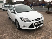 2012 FORD FOCUS 1.0 ZETEC 5d 124 BHP £SOLD