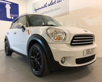 2011 MINI COUNTRYMAN 1.6 COOPER D ALL4 5d 112 BHP £7750.00