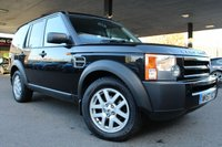 USED 2007 57 LAND ROVER DISCOVERY 3 COMMERCIAL