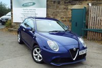 USED 2017 67 ALFA ROMEO MITO 1.2 JTDM-2 3d 94 BHP ONE Owner ZERO Rate Road Tax