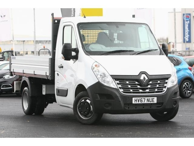 View our 2017 67 RENAULT MASTER 2.3TD CCMLL35 dCi TW 125 RWD MWB Tipper