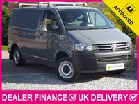 USED 2015 15 VOLKSWAGEN TRANSPORTER 2.0 TDI T30 140 BHP 6 SPEED PANEL VAN 3 SEATS SIDE SLIDING DOOR BLUETOOTH PHONE