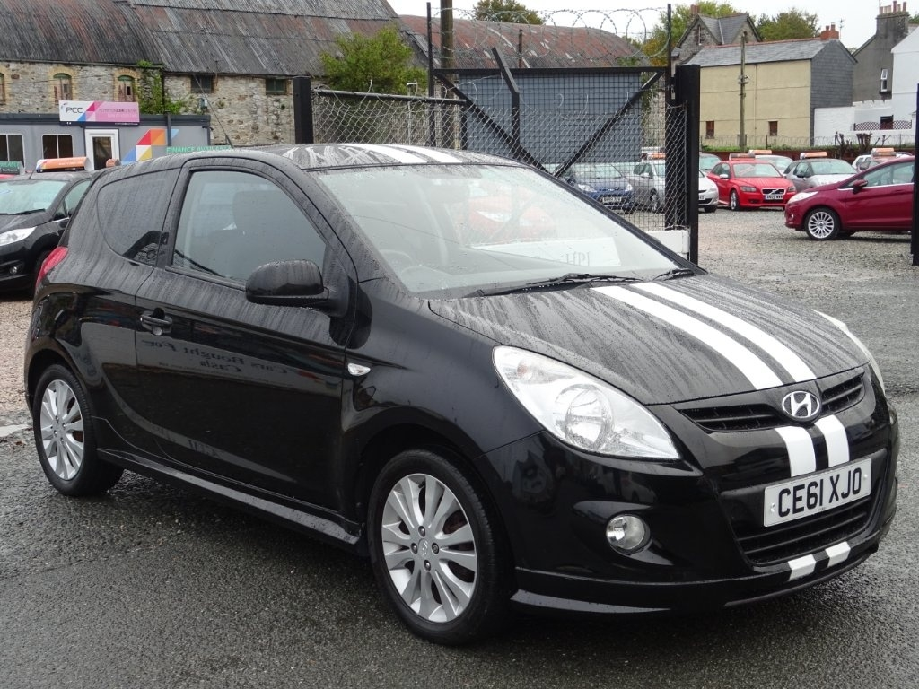 View our 2011 61 HYUNDAI I20 1.2 S 3dr
