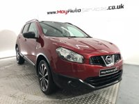 USED 2013 13 NISSAN QASHQAI 1.6 DCI 360 IS 5d 130 BHP *** PANORAMIC ROOF ***