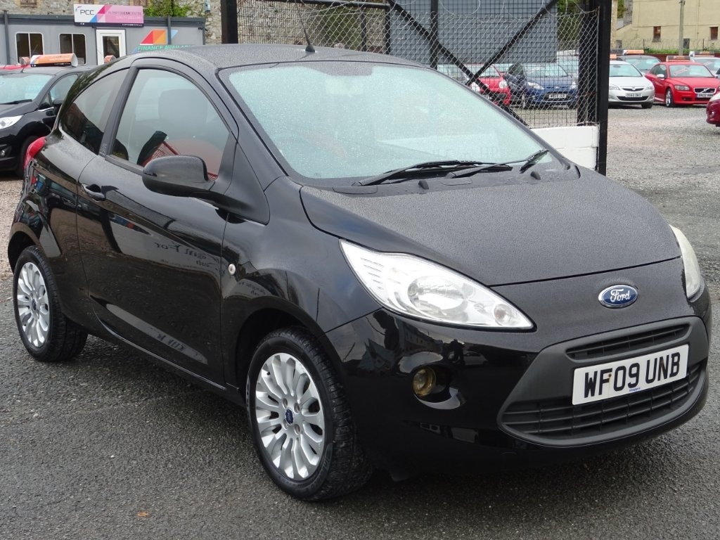 View our 2009 09 FORD KA  1.2 Zetec 3dr