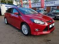 USED 2014 64 FORD FOCUS 2.0 ZETEC S TDCI 5d 161 BHP 0%  FINANCE AVAILABLE ON THIS CAR PLEASE CALL 01204 317705