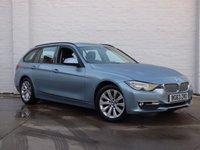 2014 BMW 3 SERIES 2.0 320D MODERN TOURING 5d AUTO 181 BHP £12450.00