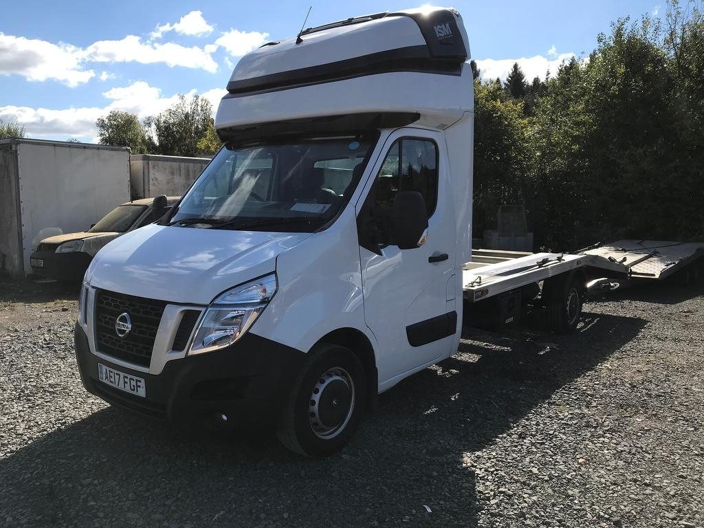 View our 2017 17 NISSAN NV400 2.3 SE (FWD) 2dr