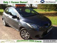 USED 2008 08 MAZDA 2 1.3 TS 3d 74 BHP Only 1 Former Owner!