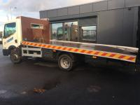 USED 2012 12 NISSAN CABSTAR PLANT TRUCK