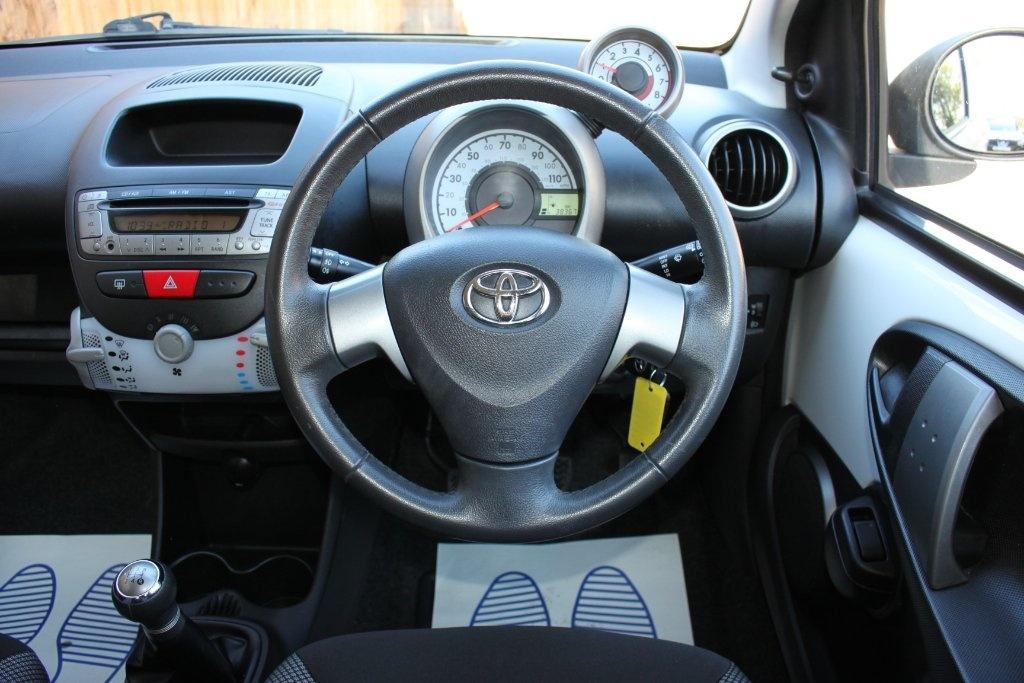 TOYOTA AYGO at Click Motors