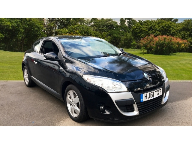 View our 2011 61 RENAULT MEGANE 1.5 Dci 110 Dynamique Tomtom 3Dr Diesel Coupe