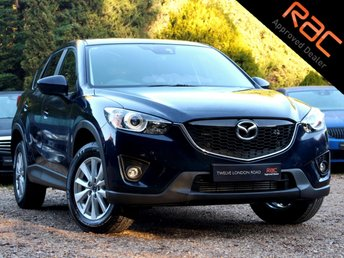 View our MAZDA CX-5