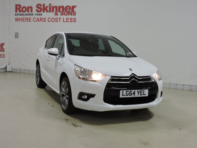 View our 2014 64 CITROEN DS4 1.6 E-HDI DSTYLE 5d 115 BHP