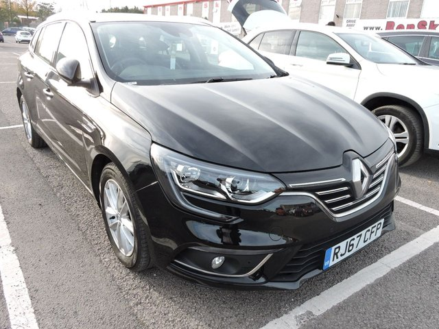 View our 2018 67 RENAULT MEGANE (10)   1.5 DYNAMIQUE NAV DCI 5d 110 BHP